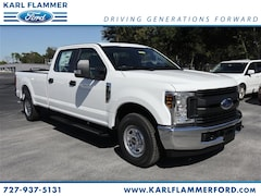 New Ford for sale 2019 Ford F-250 F-250 XL Truck Crew Cab 1FT7W2A68KED01231 in Tarpon Springs, FL