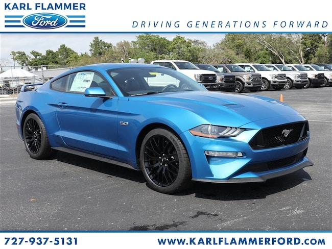 New 2019 Ford Mustang GT Premium Coupe For Sale /LeaseTarpon Springs Florida