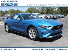 New Ford for sale 2019 Ford Mustang Ecoboost Coupe 1FA6P8TH1K5160938 in Tarpon Springs, FL