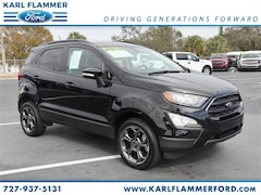 Used Vehicles for sale 2018 Ford EcoSport SES SUV MAJ6P1CL4JC203366 in Tarpon Springs, FL