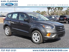 New Ford for sale 2019 Ford Escape S SUV 1FMCU0F78KUA75171 in Tarpon Springs, FL