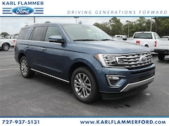 New Ford for sale 2018 Ford Expedition Limited SUV 1FMJU1KT1JEA48662 in Tarpon Springs, FL