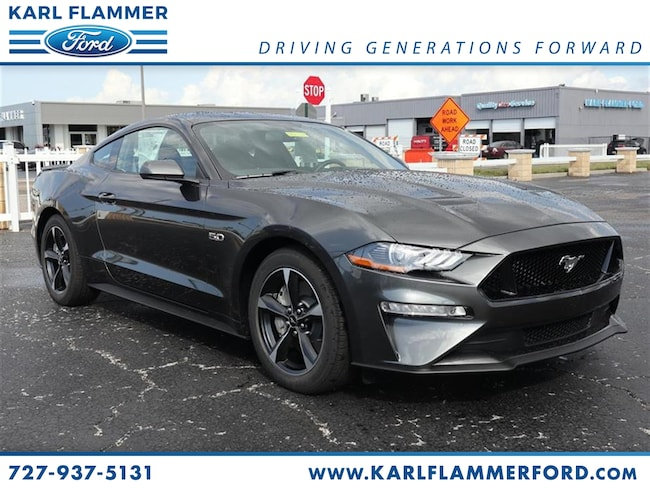 New 2019 Ford Mustang GT Coupe For Sale /LeaseTarpon Springs Florida