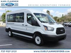 New Ford for sale 2019 Ford Transit-350 XL Passenger Wagon Wagon Medium Roof Passenger Van 1FBAX2CM1KKA53831 in Tarpon Springs, FL