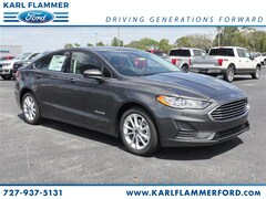 New Ford for sale 2019 Ford Fusion Hybrid Hybrid SE Sedan 3FA6P0LU0KR162207 in Tarpon Springs, FL
