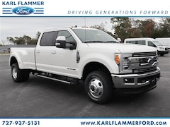 New Ford for sale 2019 Ford F-350 F-350 Lariat Truck Crew Cab 1FT8W3DT6KED80118 in Tarpon Springs, FL