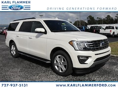 New Ford for sale 2019 Ford Expedition Max XLT SUV 1FMJK1HT8KEA01014 in Tarpon Springs, FL