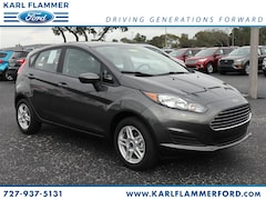 New Ford for sale 2019 Ford Fiesta SE Hatchback 3FADP4EJ5KM104172 in Tarpon Springs, FL