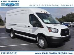 New Ford for sale 2019 Ford Transit-350 Cargo Van Van High Roof HD Ext. Cargo Van 1FTRS4XG4KKA19962 in Tarpon Springs, FL