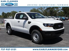 New Ford for sale 2019 Ford Ranger XL Truck SuperCab 1FTER1FH4KLA23927 in Tarpon Springs, FL