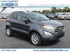 New Ford for sale 2018 Ford EcoSport SE SUV MAJ3P1TE6JC236423 in Tarpon Springs, FL