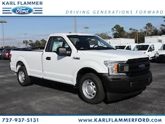 New Ford for sale 2019 Ford F-150 XL Truck Regular Cab 1FTMF1CB7KKC28054 in Tarpon Springs, FL