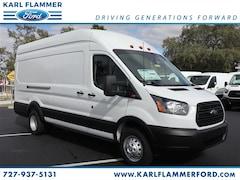 New Ford for sale 2019 Ford Transit-350 Cargo Van Van High Roof HD Ext. Cargo Van 1FTRS4XG6KKA19963 in Tarpon Springs, FL