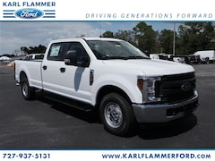 New Ford for sale 2019 Ford F-250 F-250 XL Truck Crew Cab 1FT7W2A69KEC35482 in Tarpon Springs, FL