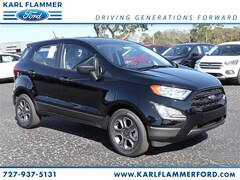 New Ford for sale 2019 Ford EcoSport S SUV MAJ3S2FE0KC258449 in Tarpon Springs, FL