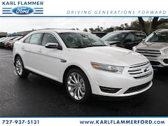 New Ford for sale 2018 Ford Taurus Limited Sedan 1FAHP2F88JG113264 in Tarpon Springs, FL