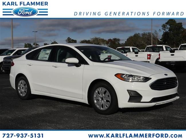 New 2019 Ford Fusion S Sedan For Sale /LeaseTarpon Springs Florida