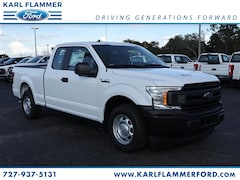 New Ford for sale 2018 Ford F-150 XL Truck SuperCab Styleside 1FTEX1CP9JKF84078 in Tarpon Springs, FL