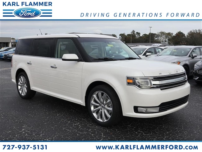 New 2019 Ford Flex Limited SUV For Sale /LeaseTarpon Springs Florida