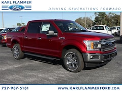 New Ford for sale 2018 Ford F-150 XLT Truck SuperCrew Cab 1FTEW1EP5JKF99788 in Tarpon Springs, FL