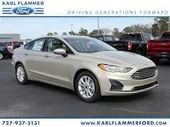 New Ford for sale 2019 Ford Fusion SE Sedan 3FA6P0HD4KR162204 in Tarpon Springs, FL