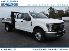 New Ford for sale 2019 Ford F-350 Chassis F-350 XL Truck Crew Cab 1FD8W3G64KED16032 in Tarpon Springs, FL