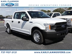 New Ford for sale 2018 Ford F-150 XL Truck SuperCrew Cab 1FTEW1CP4JKF84069 in Tarpon Springs, FL