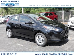 New Ford for sale 2019 Ford Fiesta SE Hatchback 3FADP4EJ4KM134800 in Tarpon Springs, FL