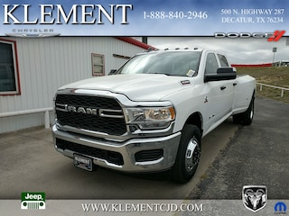 New 2019 Ram 3500 TRADESMAN CREW CAB 4X2 8' BOX Crew Cab 3C63RPGL0KG532771 for sale in Decatur, TX
