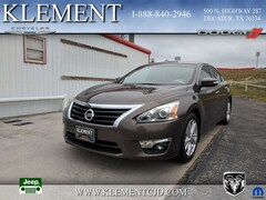 Used 2015 Nissan Altima 2.5 Sedan for sale in Decatur, TX