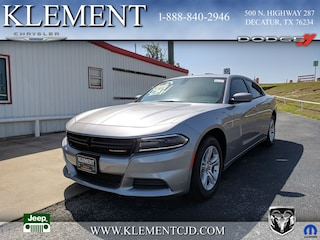 New 2018 Dodge Charger SXT RWD Sedan 2C3CDXBG1JH186430 for sale in Decatur, TX