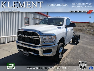 New 2019 Ram 3500 3500 REG CAB CHASSIS 3C7WRTAL6KG517556 for sale in Decatur, TX