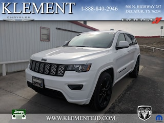 New 2019 Jeep Grand Cherokee ALTITUDE 4X2 Sport Utility 1C4RJEAG8KC710682 for sale in Decatur, TX