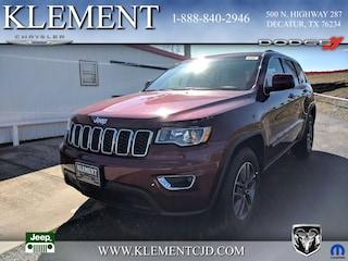 New 2019 Jeep Grand Cherokee LAREDO E 4X2 Sport Utility 1C4RJEAGXKC690094 for sale in Decatur, TX