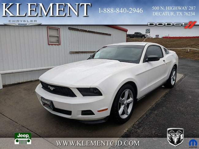 Used 2012 Ford Mustang Coupe in Decatur