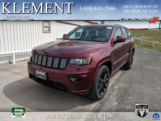 New 2019 Jeep Grand Cherokee ALTITUDE 4X2 Sport Utility 1C4RJEAG3KC710752 for sale in Decatur, TX