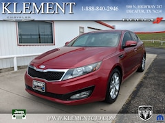 Used 2012 Kia Optima EX Sedan for sale in Decatur, TX