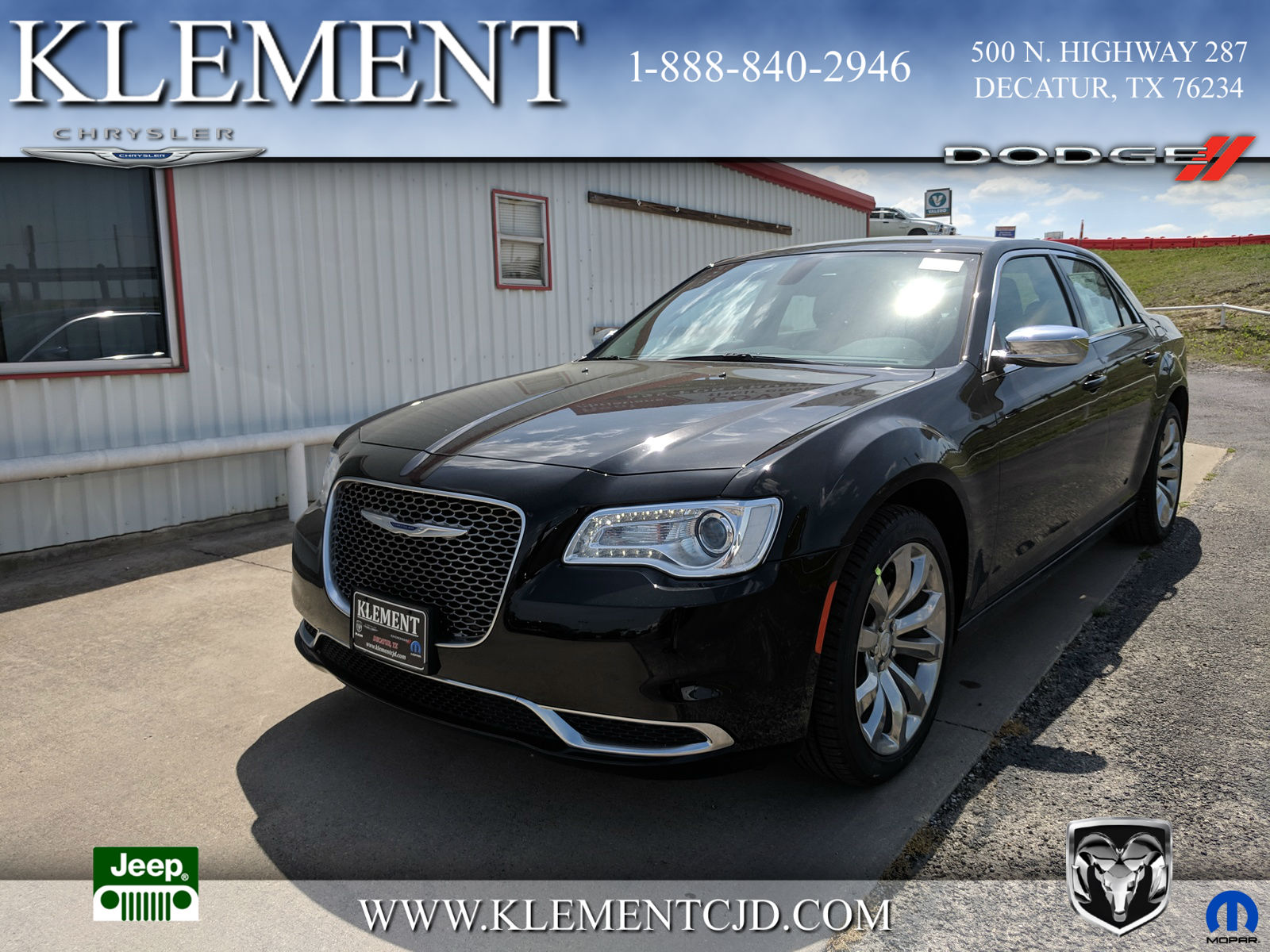 2019 Chrysler 300 TOURING Sedan 2C3CCAAG0KH613633