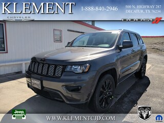 New 2019 Jeep Grand Cherokee ALTITUDE 4X2 Sport Utility 1C4RJEAG9KC705104 for sale in Decatur, TX