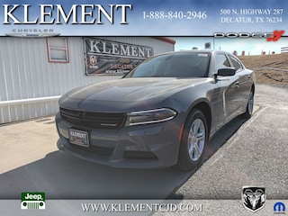 New 2018 Dodge Charger SXT RWD Sedan 2C3CDXBG3JH173727 for sale in Decatur, TX