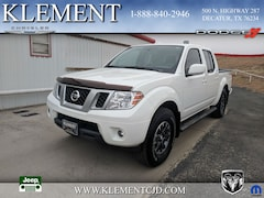 Used 2015 Nissan Frontier PRO-4X Truck Crew Cab for sale in Decatur, TX