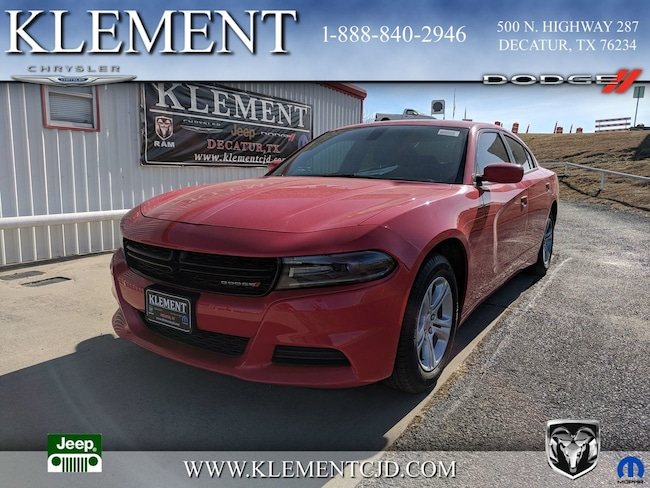 Used 2018 Dodge Charger SXT Sedan in Decatur