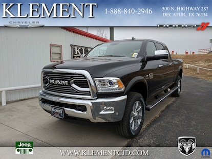 New 2018 Ram 2500 | Stock #4218240 | Serving Fort Worth, TX