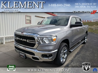 New 2019 Ram 1500 BIG HORN / LONE STAR CREW CAB 4X4 5'7 BOX Crew Cab 1C6SRFFT7KN643798 for sale in Decatur, TX