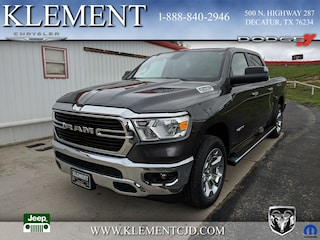 New 2019 Ram 1500 BIG HORN / LONE STAR CREW CAB 4X4 5'7 BOX Crew Cab 1C6SRFFT0KN643805 for sale in Decatur, TX