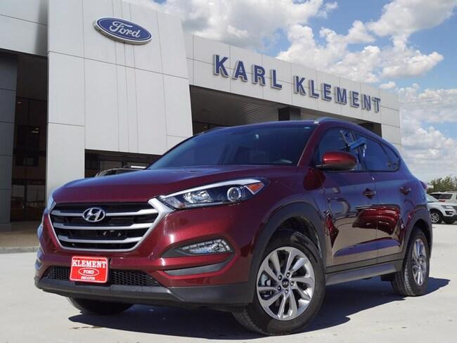 2017 Hyundai Tucson SE SE FWD