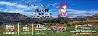 Tee off Fore Hope