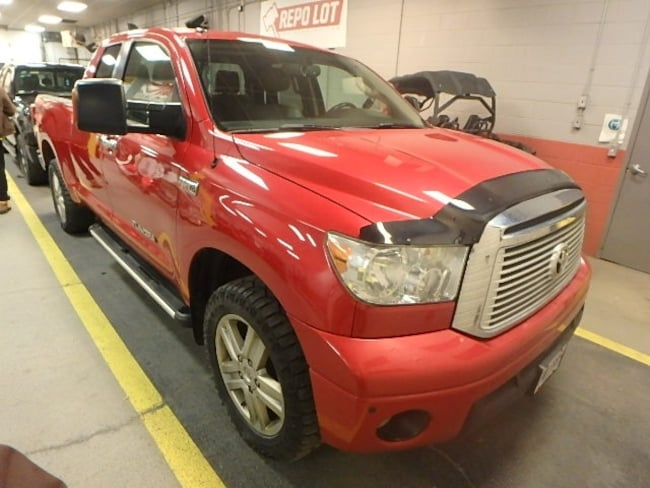 2013 Toyota Tundra Limited Leather Sunroof One Owner Accident Free  Truck Crew Cab