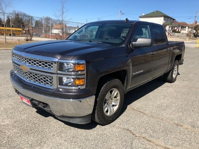2014 Chevrolet Silverado 1500 LT|4WD|Accident Free|6 Passenger|Bluetooth| Truck Crew Cab