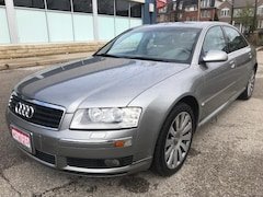 2005 Audi A8 Quattro Sunroof|Leather|Heated Seats| Sedan